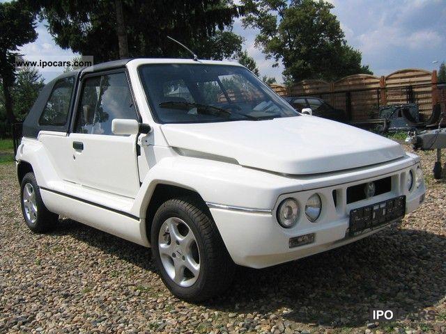 1996 Aixam  Mega Cabrio / roadster Used vehicle photo