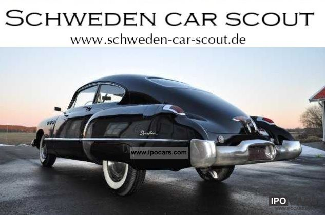 Buick  Super 2 Door Sedanet 56S \ 1949 Vintage, Classic and Old Cars photo