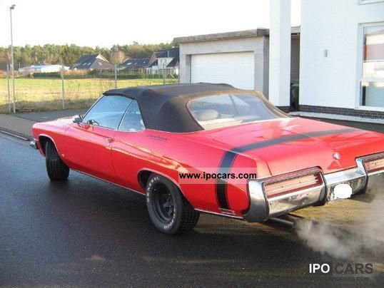 1973 Buick  CENTURION Cabrio / roadster Classic Vehicle photo