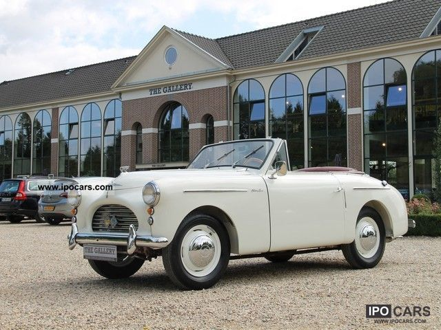 1951 Austin  A 40 Sports Convertible LHD Cabrio / roadster Classic Vehicle photo