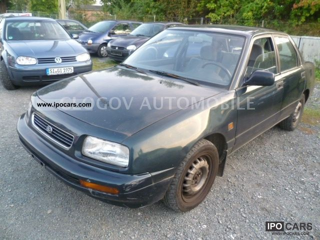 1995 Daihatsu  Applause Xi 16V AUTOMATIC * ONLY 62,000 KM Limousine Used vehicle photo