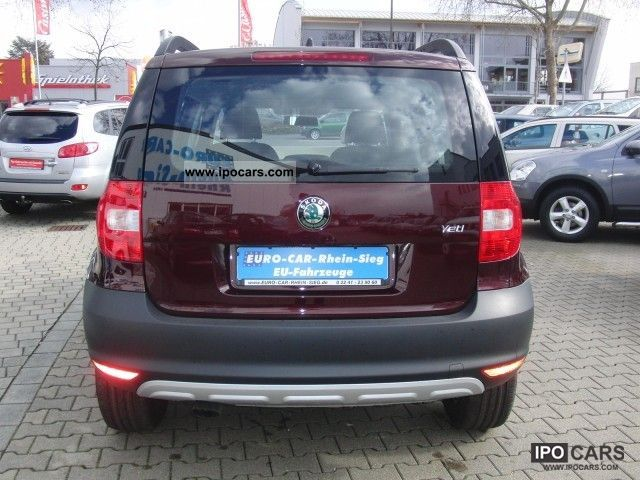 2012 skoda yeti 1 2 tsi coolliner car photo and specs. Black Bedroom Furniture Sets. Home Design Ideas