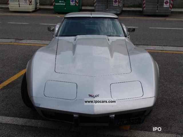 Corvette  Chevrolet C3 79 1979 Vintage, Classic and Old Cars photo
