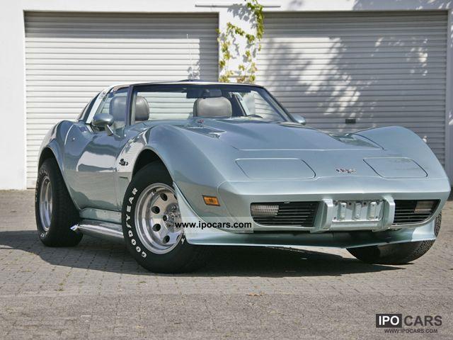 1977 Corvette  C3 T-top Cabrio / roadster Classic Vehicle photo