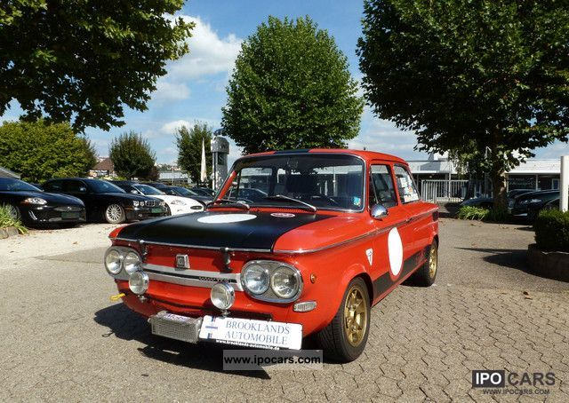NSU  TTS 1000, fully restored, 1971 Vintage, Classic and Old Cars photo