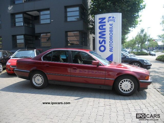 1996 BMW  730i *** OFFER OF THE DAY ***** Limousine Used vehicle photo