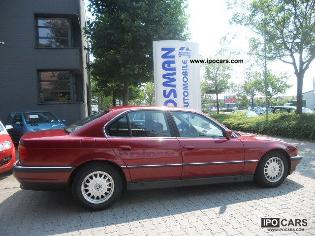 Worksheet. 1996 BMW 730i  OFFER OF THE DAY   Car Photo and Specs