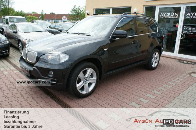 2008 BMW  X5 3.0sd Aut. ! Much equipment! Off-road Vehicle/Pickup Truck Used vehicle photo