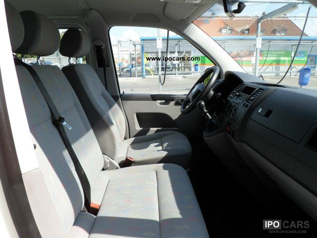 2006 volkswagen caravelle 9-seater air-1-hand euro4 152tkm - car