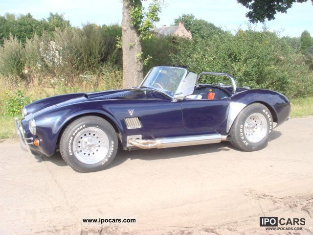 Cobra  Dax 427 \ 1970 Vintage, Classic and Old Cars photo