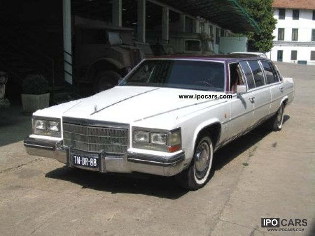 Cadillac Deville Sedan Lgw