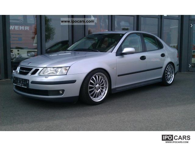 2003 Saab  9-3 1.8 t Arc / / Xenon / / leather / / 18 \ Limousine Used vehicle photo