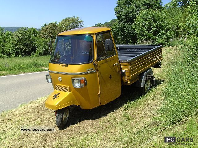 1980 Piaggio  APE Other Used vehicle photo