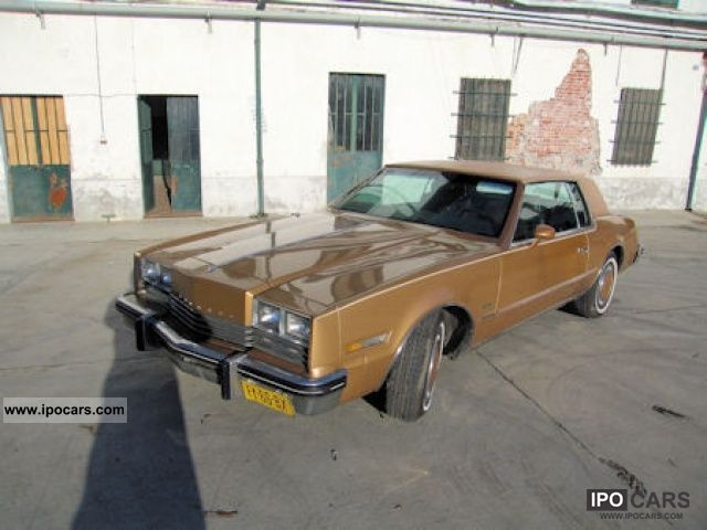 1980 Oldsmobile  Toronado 5.7 V8 gasoline Limousine Classic Vehicle photo