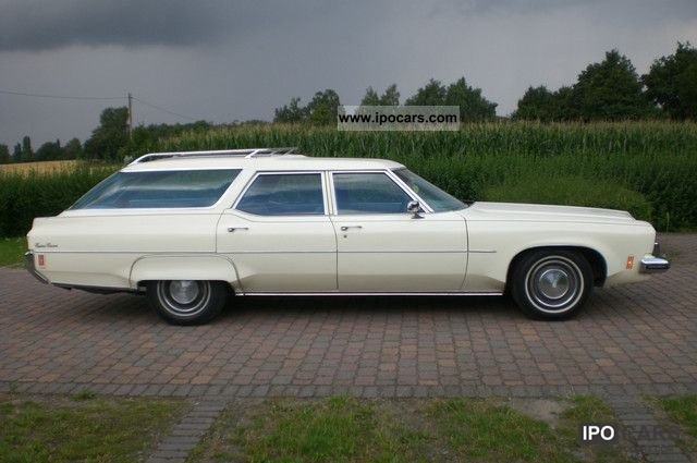Oldsmobile  Custom Cruiser 1973 Vintage, Classic and Old Cars photo