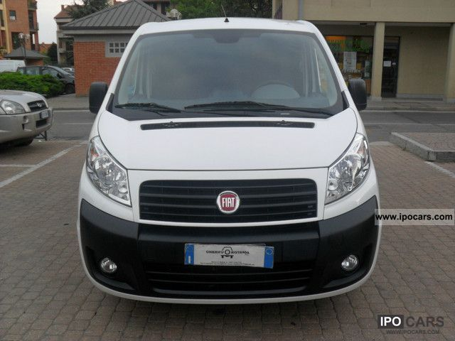 2010 Fiat  2.0 Mjt. 120CV 12Q SX Van / Minibus Used vehicle photo