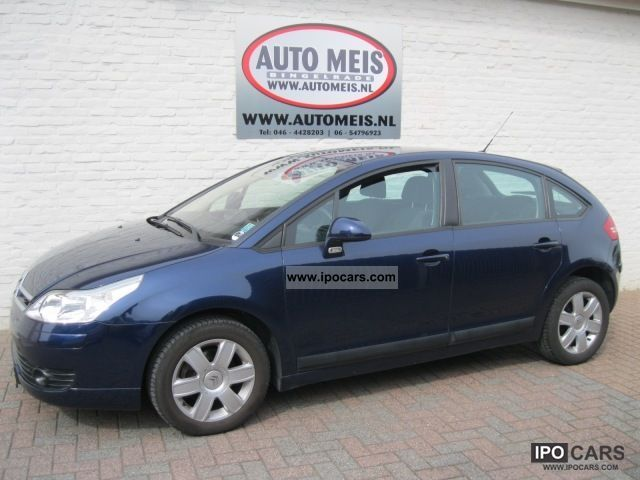 2004 Citroen  C4 1.6I 16V IF SEDANS Small Car Used vehicle photo