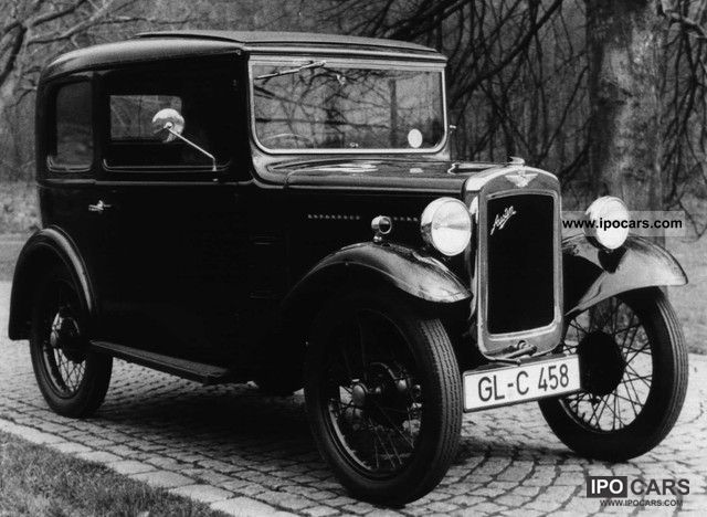 Austin  Seven 1933 Vintage, Classic and Old Cars photo