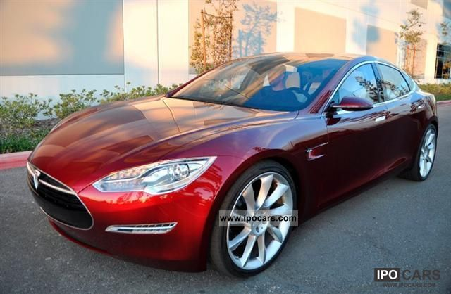 Tesla  TESLA S 85KWh SIGNATURE PERFORMANCE 2012 Electric Cars photo