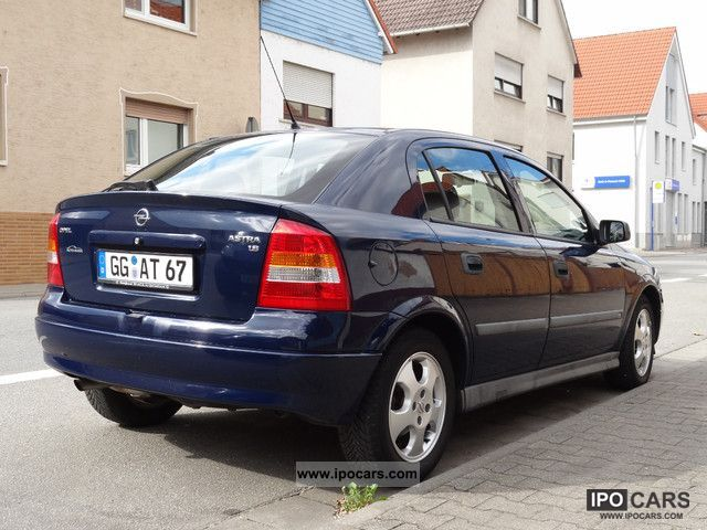 2000 opel astra 1 6 edition 2000 car photo and specs. Black Bedroom Furniture Sets. Home Design Ideas