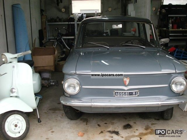 1965 NSU  Other Sports car/Coupe Used vehicle photo