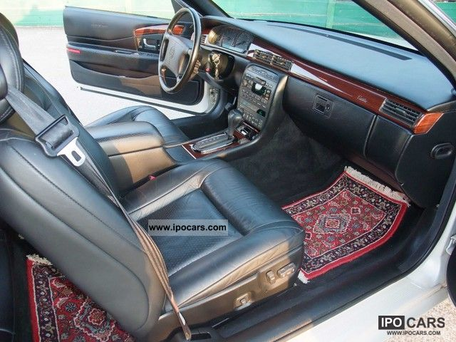 1996 cadillac eldorado tc coupe car photo and specs ipocars com
