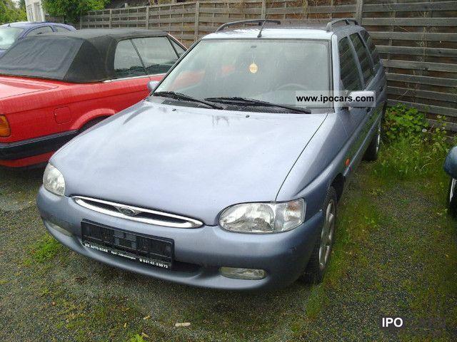 Consider, 1999 ford escort exhuast