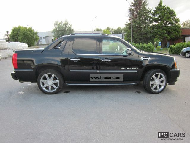 Cadillac  Escalade 6.2 V8 Sport Luxury 2009 Liquefied Petroleum Gas Cars (LPG, GPL, propane) photo