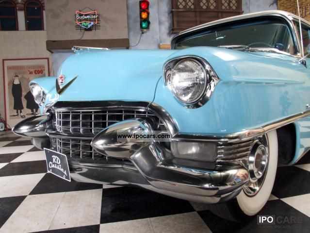 1955 Cadillac  Deville Limousine Classic Vehicle photo