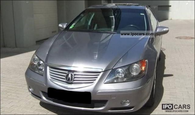 2005 Acura  RL 3.5 Limousine Used vehicle photo