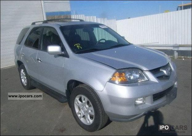 2006 Acura  MDX 3.5 Off-road Vehicle/Pickup Truck Used vehicle photo