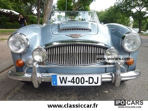 1966 Austin Healey  Autres Cabrio / roadster Classic Vehicle photo