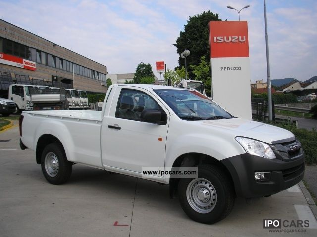 2012 Isuzu  D-Max 2.5 TDI SINGLE CAB 4x4 163cv Off-road Vehicle/Pickup Truck New vehicle photo