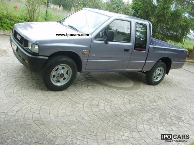 1990 Isuzu PICK UP 4X4 PICK UP 4X4 - Car Photo and Specs