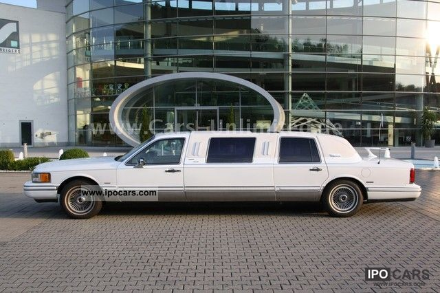 1992 Lincoln  Town Car Stretch Limousine in Top Condition Limousine Used vehicle photo