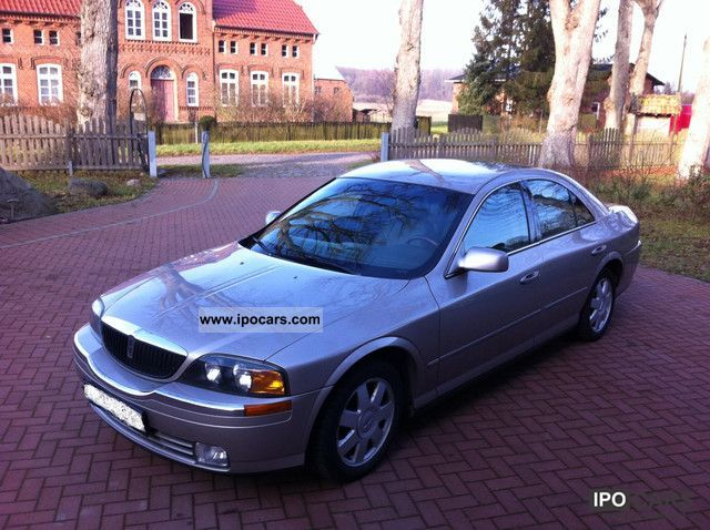 Lincoln  LS, V8, 4.0L., LPG GAS SYSTEM, AUTOMATIC, LEATHER 2002 Liquefied Petroleum Gas Cars (LPG, GPL, propane) photo