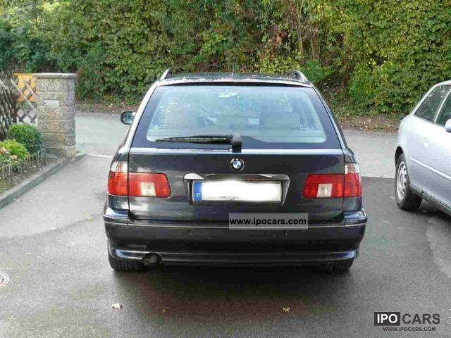 2001 bmw 530d touring car photo and specs. Black Bedroom Furniture Sets. Home Design Ideas