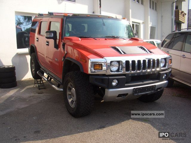 2009 Hummer  H2 German Model No Import Off-road Vehicle/Pickup Truck Used vehicle photo