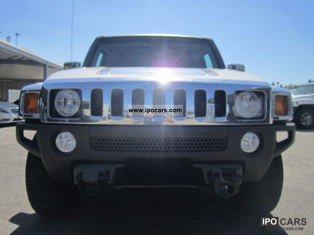 Hummer  H3 3.7 Luxury aut 2008 Liquefied Petroleum Gas Cars (LPG, GPL, propane) photo