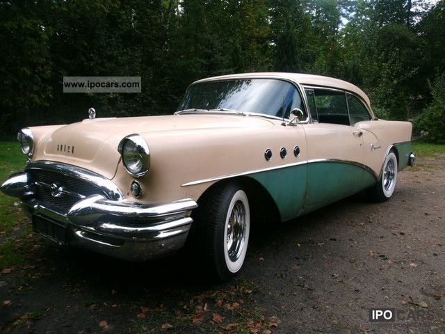 1955 Buick  Riviera Special / 2-Door / 5.3 liter V8 Sports car/Coupe Used vehicle photo