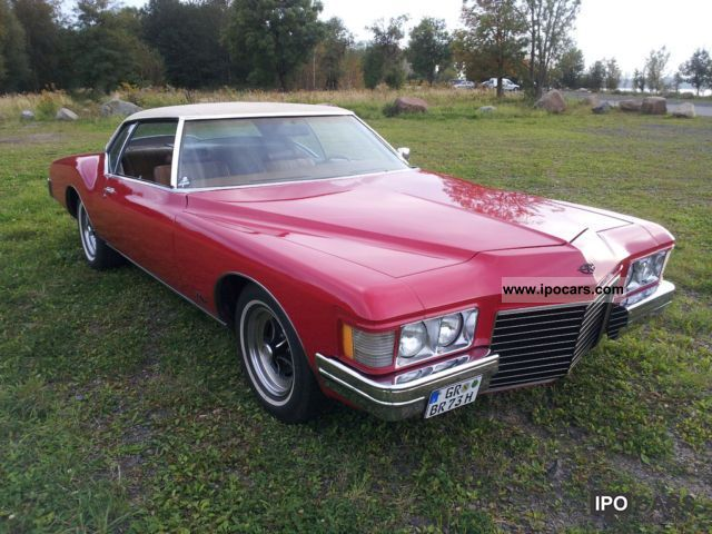 Buick  Riviera 1973 Vintage, Classic and Old Cars photo