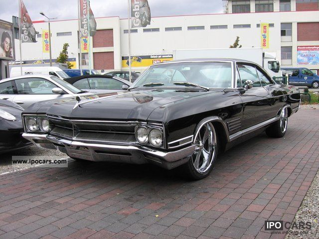 Buick  Wildcat Coupe H-approval 1966 Vintage, Classic and Old Cars photo
