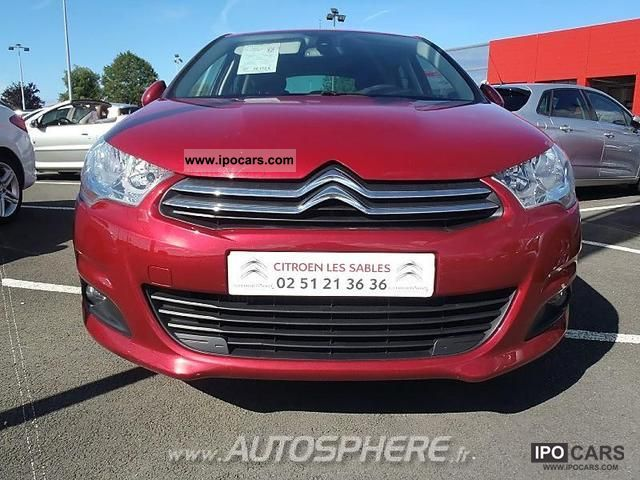 2011 Citroen  C4 1.6 HDi90 FAP Confort 5p Limousine Used vehicle photo