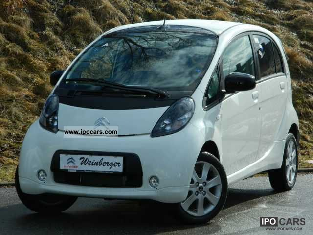 Citroen  Citroën C-Zero Airdream Tendance 2012 Electric Cars photo