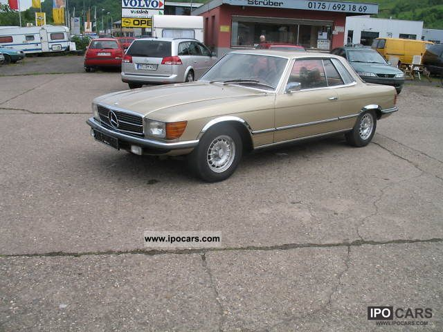 Mercedes-Benz  350 SLC 1973 Vintage, Classic and Old Cars photo