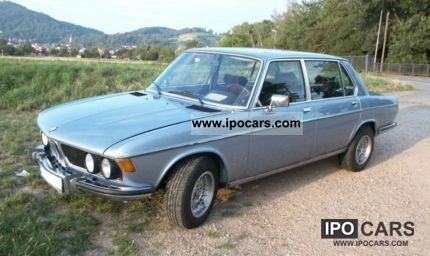 BMW  Oldtimer 3.0L with H-plates pend ... 1975 Vintage, Classic and Old Cars photo