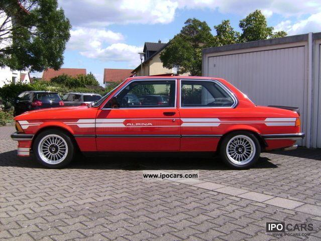 1980 Alpina B6 2.8 e21, 200 hp, 2 HD Restored ...