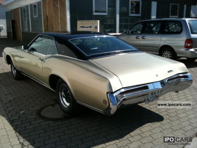 Buick  Riviera 1968 Vintage, Classic and Old Cars photo