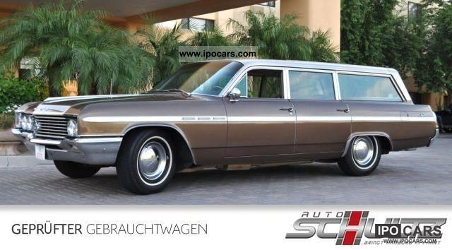 Buick  Le Sabre Station Wagon 1964 Vintage, Classic and Old Cars photo