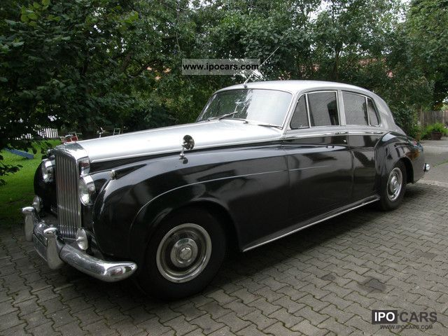 Bentley  S1 - Standard Steel Body - The 6-cyl. Classic 1956 Vintage, Classic and Old Cars photo